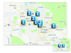 Map Of Arizona Hospitals.Innovare In The News Archives Innovare Medical Media